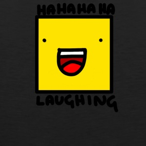 Laughing - Men's Premium Tank Top