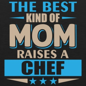 Mom Chef - mother cook - Men's Premium Tank Top