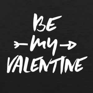 Be My Valentine - Premium singlet for menn