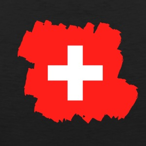 Swiss Spirit Collection - Premiumtanktopp herr