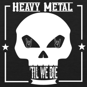 HEAVY METAL til we - Men's Premium Tank Top