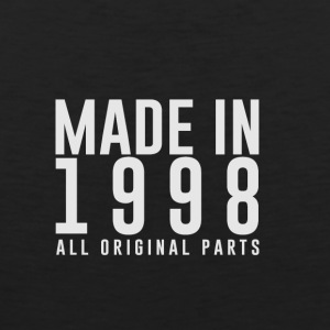 MADE IN 1998 - ALLE originale dele - Herre Premium tanktop