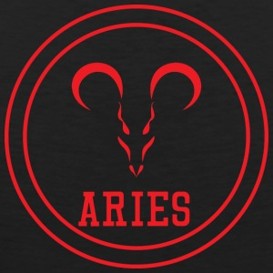 Aries / zodiacal Aries - Tank top premium hombre
