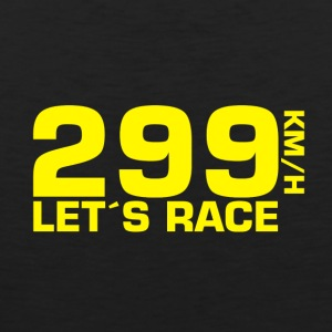 299 km / h - Men's Premium Tank Top