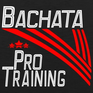 Bachata Pro Training - Pro Dance Edition - Men's Premium Tank Top