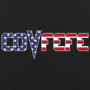 COVFEFE - Premium singlet for menn