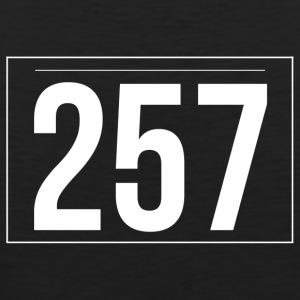 257er Shirts Design - Men's Premium Tank Top