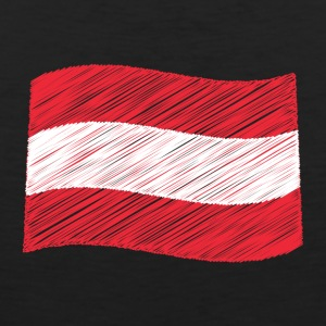 Flag of Austria - Men's Premium Tank Top