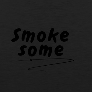 Smoke Some Wear - Tank top męski Premium