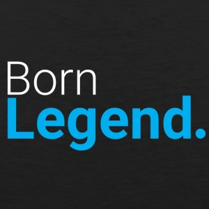 Born Legend - Mannen Premium tank top