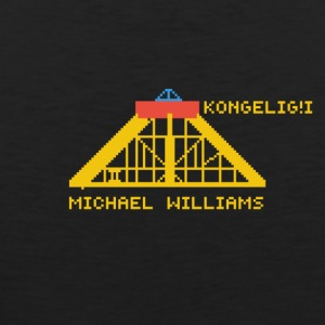 Kongelig Michael Williams - Herre Premium tanktop