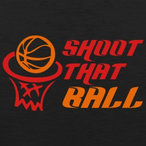 Coach / Coach: Shoot That Ball - Men's Premium Tank Top