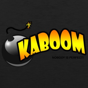 Kaboom - Men's Premium Tank Top