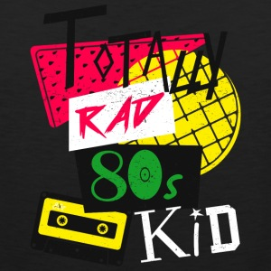 Totally Rad 80. Kid - Tank top męski Premium