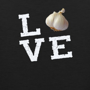 Garlic love Love garlic vampire smell f - Men's Premium Tank Top