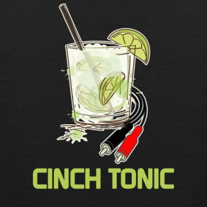 Cinch Tonic - Männer Premium Tank Top