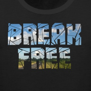 Break Free - Men's Premium Tank Top