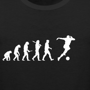 Evolution Soccer! Soccer! Football! - Men's Premium Tank Top