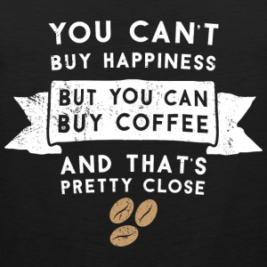 Coffee pretty close - Men's Premium Tank Top