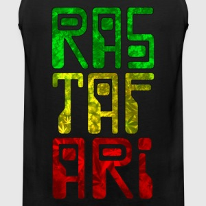 RASTAFARI - Men's Premium Tank Top