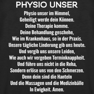 Physiotherapie/Physiotherapeut/Physiotherapeutin - Männer Premium Tank Top
