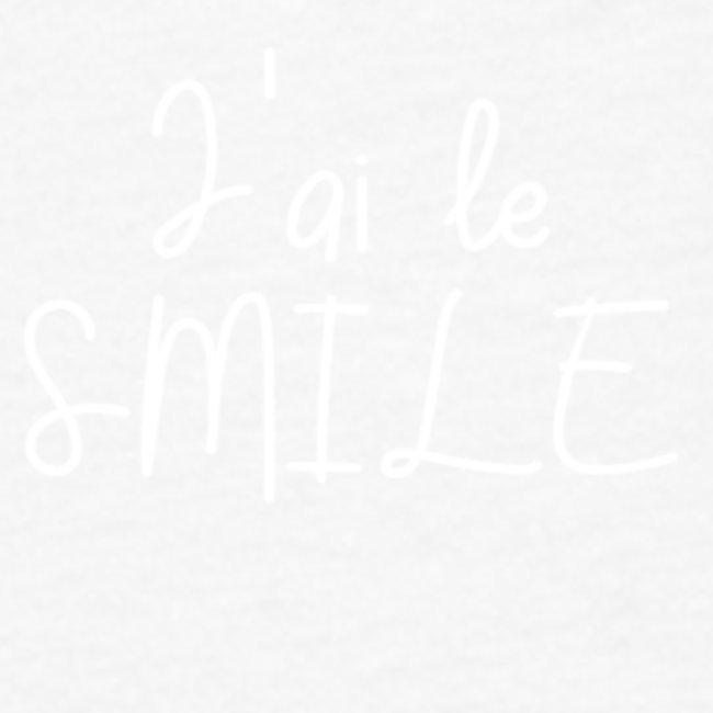 J'ai le SMILE