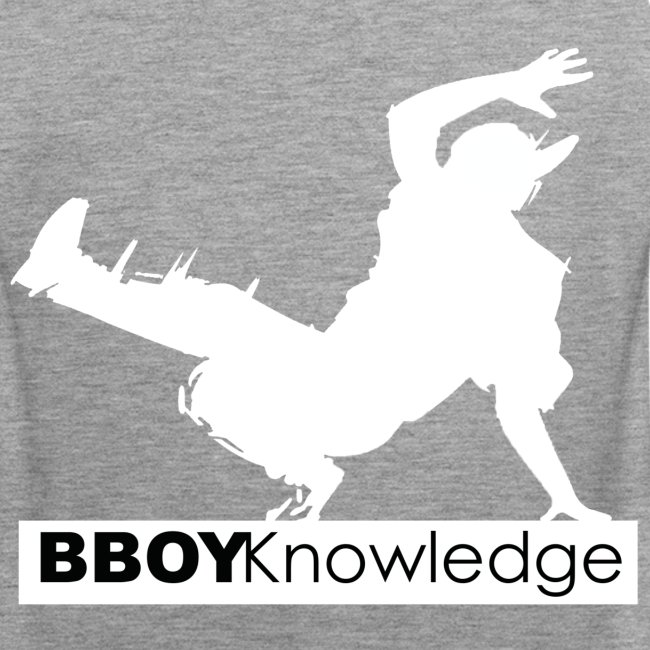 bboy knowledge Blanc & Noir
