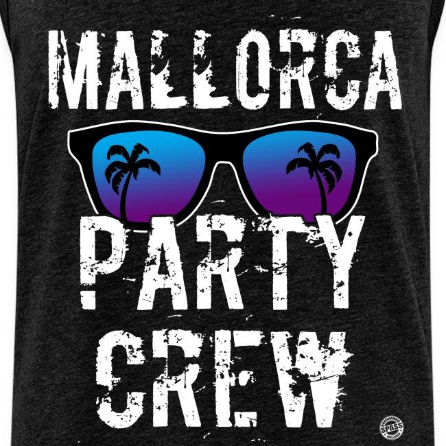 MALLORCA PARTY CREW Shirt - Dames Heren Dames