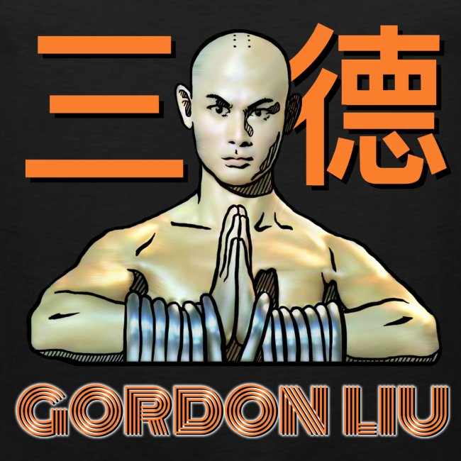 Gordon Liu - San Te Monk (Official) 6 dots