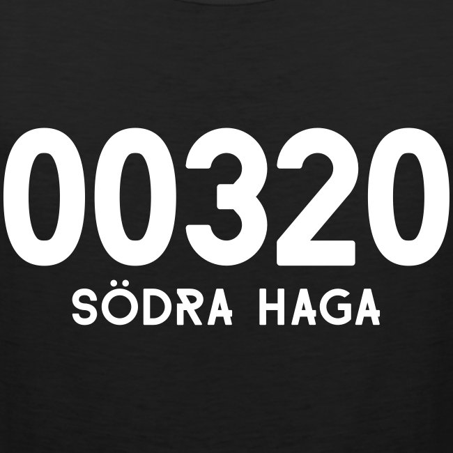 00320 SODRAHAGA