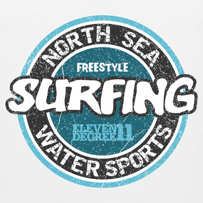 North Sea Surfing (oldstyle)