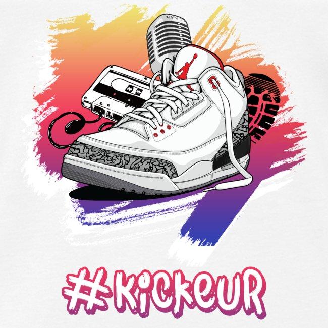 #Kickeur Blanc