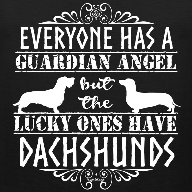 Dachshund WH SH Angels2
