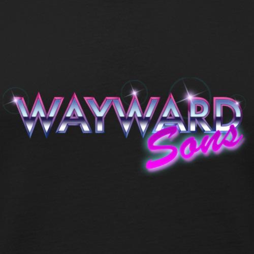 Wayward Sons - Miesten premium hihaton paita