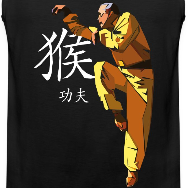 Monkey Style Kung Fu
