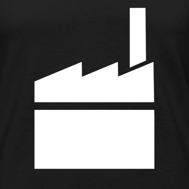Voimatehtaan hihaton paita