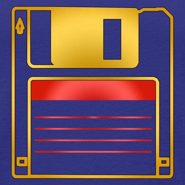 Vain yhden disketin tähden