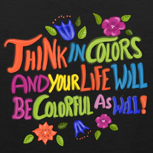 Think in Colors