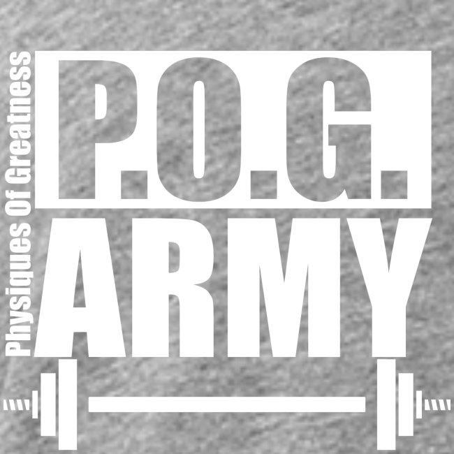 POG Army White