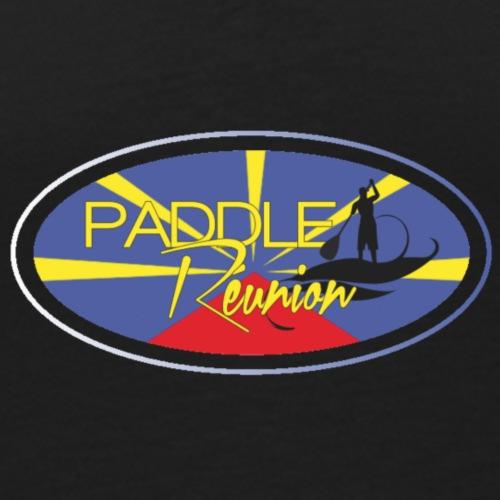 Drapeau Paddle Reunion - Débardeur Premium Homme