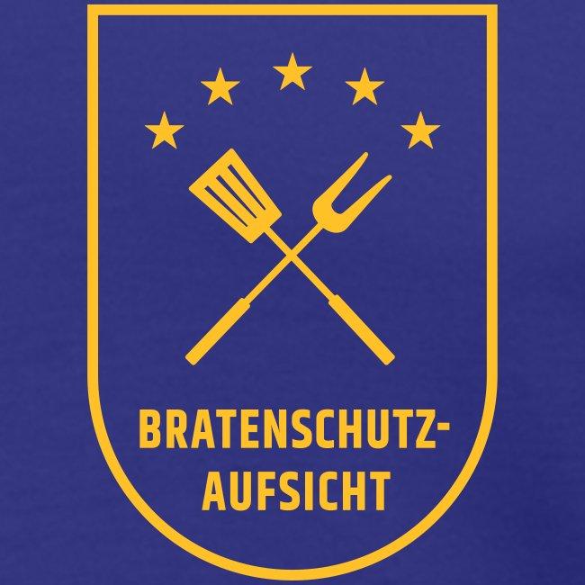 EU Bratenschutz-Aufsicht Dienstabzeichen
