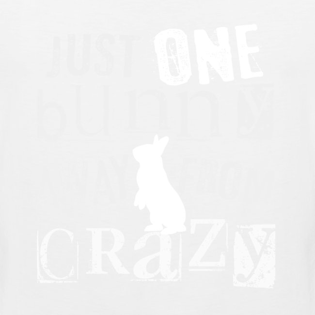 One Bunny Crazy