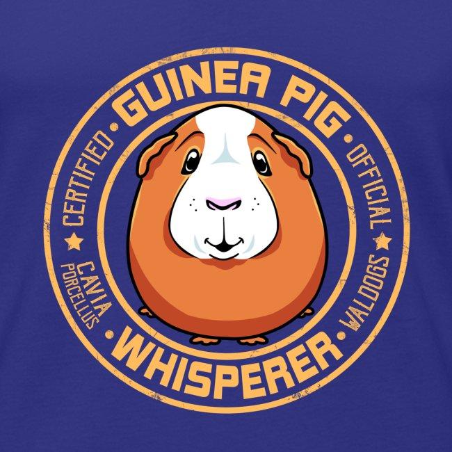 Guinea Pig Whisperer IV