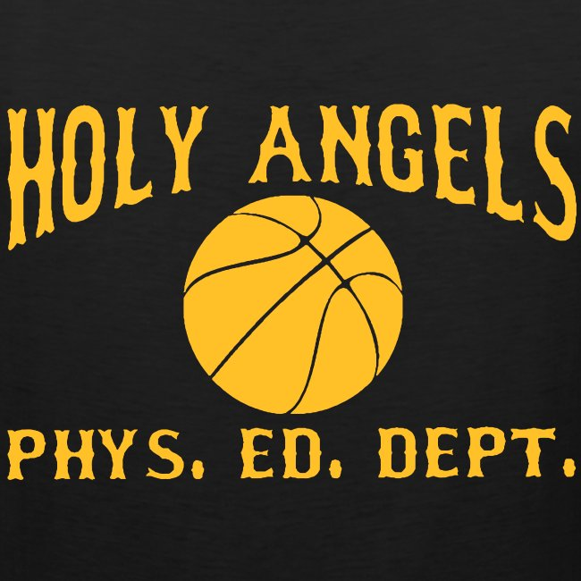 HOLY ANGELS PHYS ED DEPT.