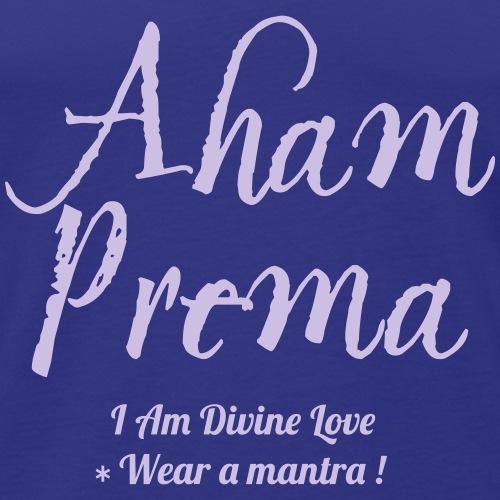 AHAM PREMA - Canotta premium da uomo