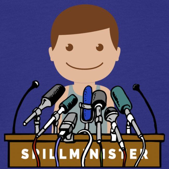 Spillminister logoen