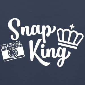 Snap King Funny Photography - lustig - Männer Premium Tank Top