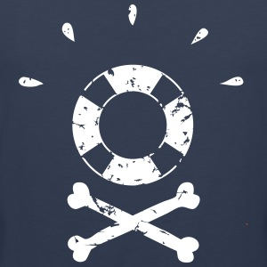 Pirate Rescue - Tank top męski Premium