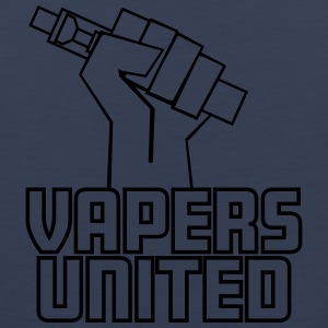 Vapers United - Vapefist - Premium singlet for menn