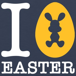 I Love Easter! - Men's Premium Tank Top